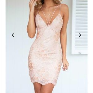 Xenia Boutique Dresses - Love Takes Time Dress from Xenia Boutique